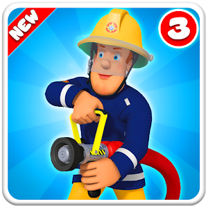 Hero Fireman : Mission Sam Adventure Game
