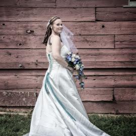 The Bride by Tammy Arruda - Wedding Bride