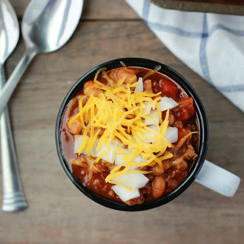 Sweet Baked Bean Chili