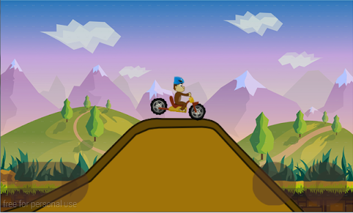 PCL Mountain Bike - screenshot