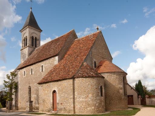 photo de Nohant Vic (église de Vic)