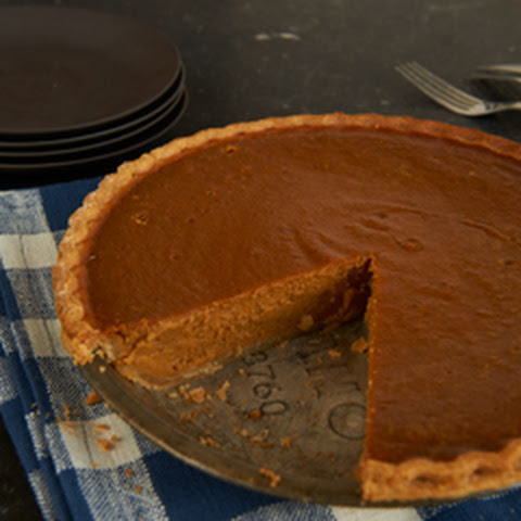 Crock Pumpkin Pie