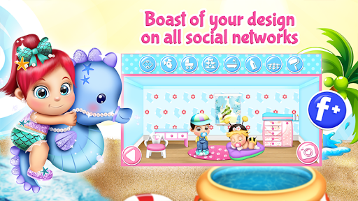 Baby Doll House Games For PC