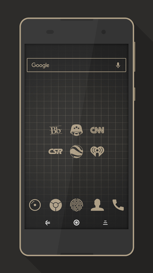 Rest - Icon Pack Screenshot 5