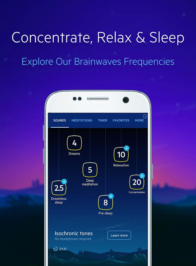 Relax Melodies P: Sleep Sounds Screenshot 3