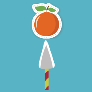 Spear Fruits-by throwing spear For PC (Windows & MAC)