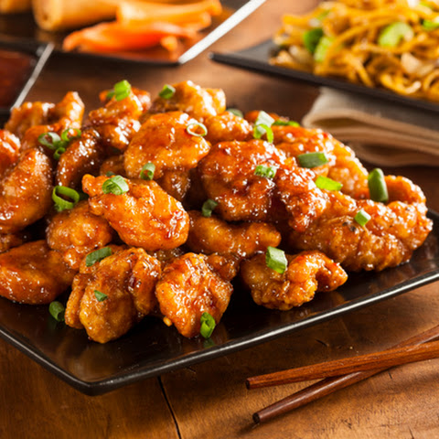Dang! This Has To Be The Best Orange Chicken I Have Ever Had