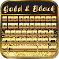 App Gold and Black Keyboard Themes APK for Kindle