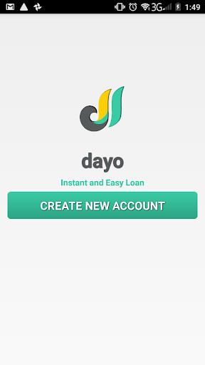 Dayo Loans screenshot 1
