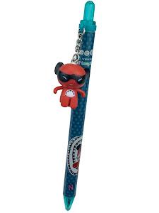 """Игрушка Dooo: """"Ninja"""" Ручка Шариковая с брелком - 15 см"""