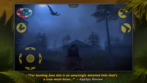 Carnivores: Dinosaur Hunter HD screenshot 5