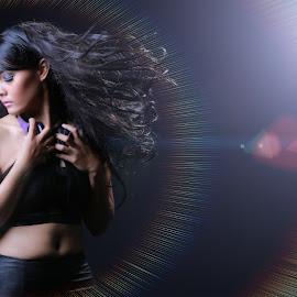 FDj by Qybie Fixu Tan'z - People Fashion ( studio, pose, model, lighting, indoor, mood, portrait )