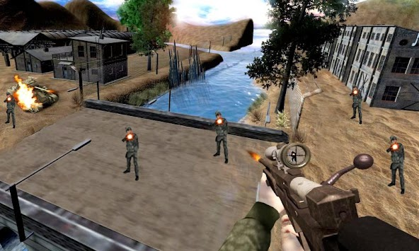 Border Army Sniper APK screenshot thumbnail 1