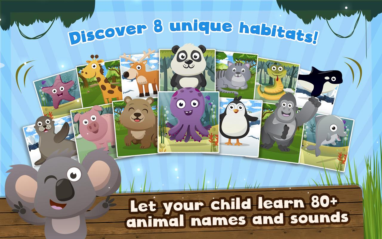 Animal Sounds Screenshot 13