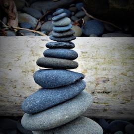 Zen  by Lavonne Ripley - Artistic Objects Still Life