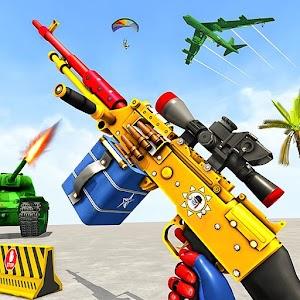 Fps Robot Shooting Strike: Counter Terrorist Games Online PC (Windows / MAC)