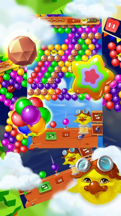 Bubble Shooter Games Screenshot 0
