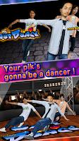 Screenshot of SnapDance -pik's be a dancer-
