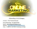 Most Effective Internet Online Marketing Services in Kolkata