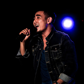 Rio Febrian !!! by Aldo Pasha Permana - People Musicians & Entertainers ( artis, musisi, indonesia, riofebrian, penyanyi )