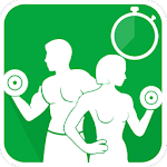 Bodybuilding Fitness Trainer APK Image