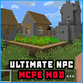 App Ultimate NPCs Minecraft Mod apk for kindle fire