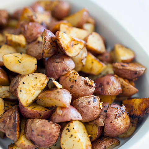Roasted Bacon Breakfast Potatoes