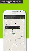 Screenshot of Parkmobile Parking