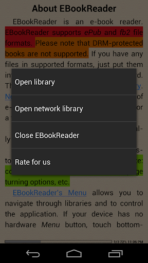 EBook Reader & EPUB Reader screenshot 19