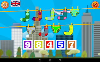 Screenshot of Kids Socks Plus