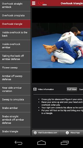 Cobrinha BJJ V1 - Closed Guard - screenshot