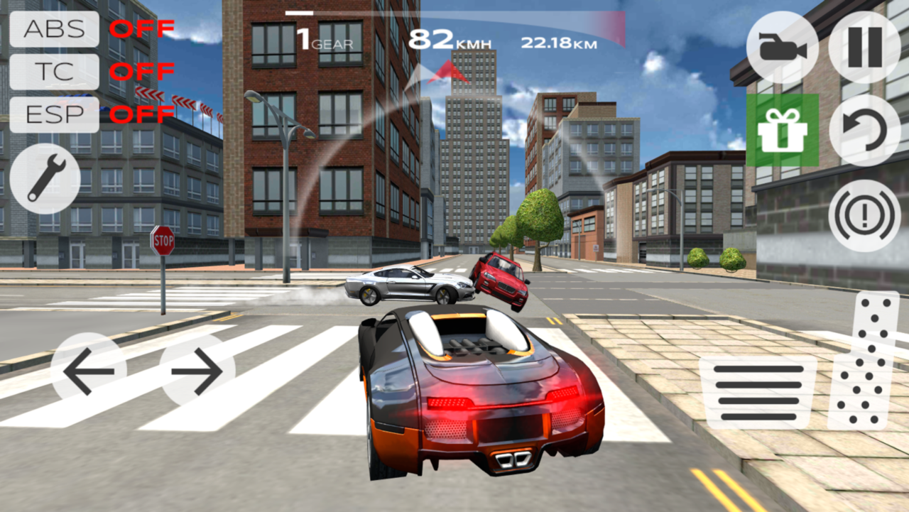 Multiplayer Driving Simulator Screenshot 5