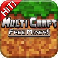 ► MultiCraft ― Free Miner! For PC (Windows And Mac)