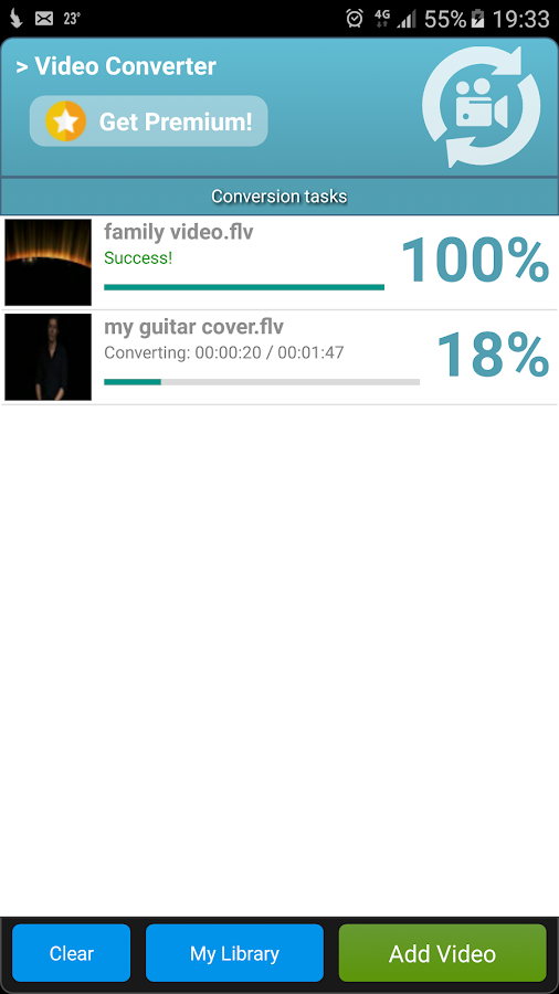 Video Converter Screenshot 5
