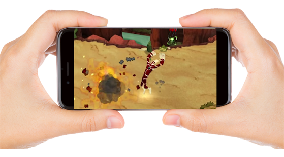 Game Ultimate Ben : Earth protector APK for Windows Phone