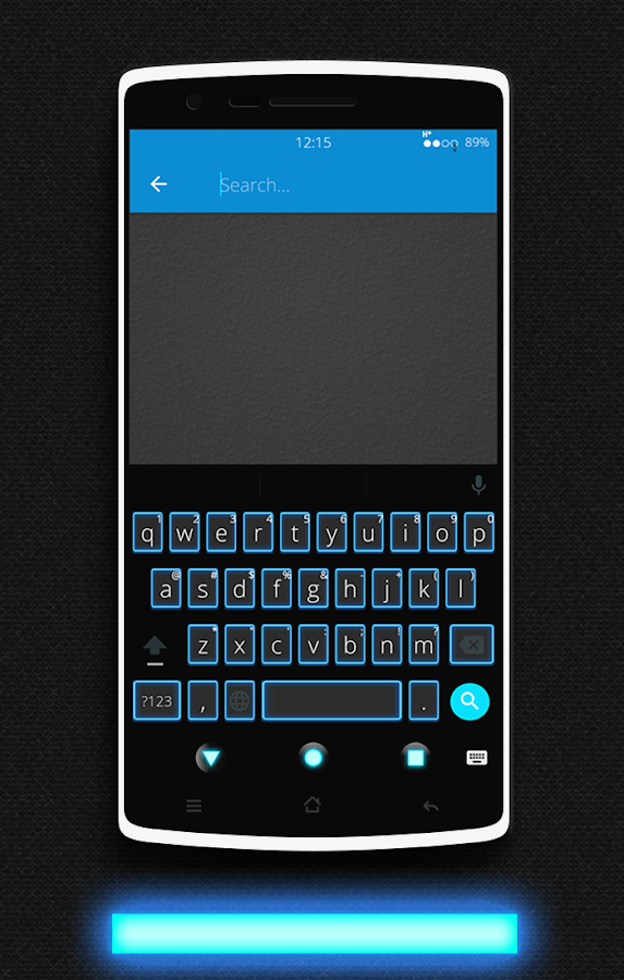 Glow CM13 CM12/12.1 Theme Screenshot 14