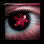 Uchiha Sharingan Eye Editor Icon