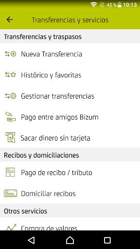 Bankia screenshot 4