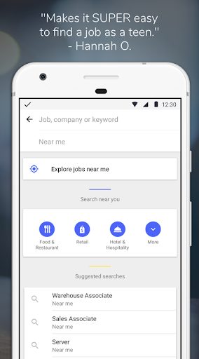 Snag - Jobs Hiring Now screenshot 5