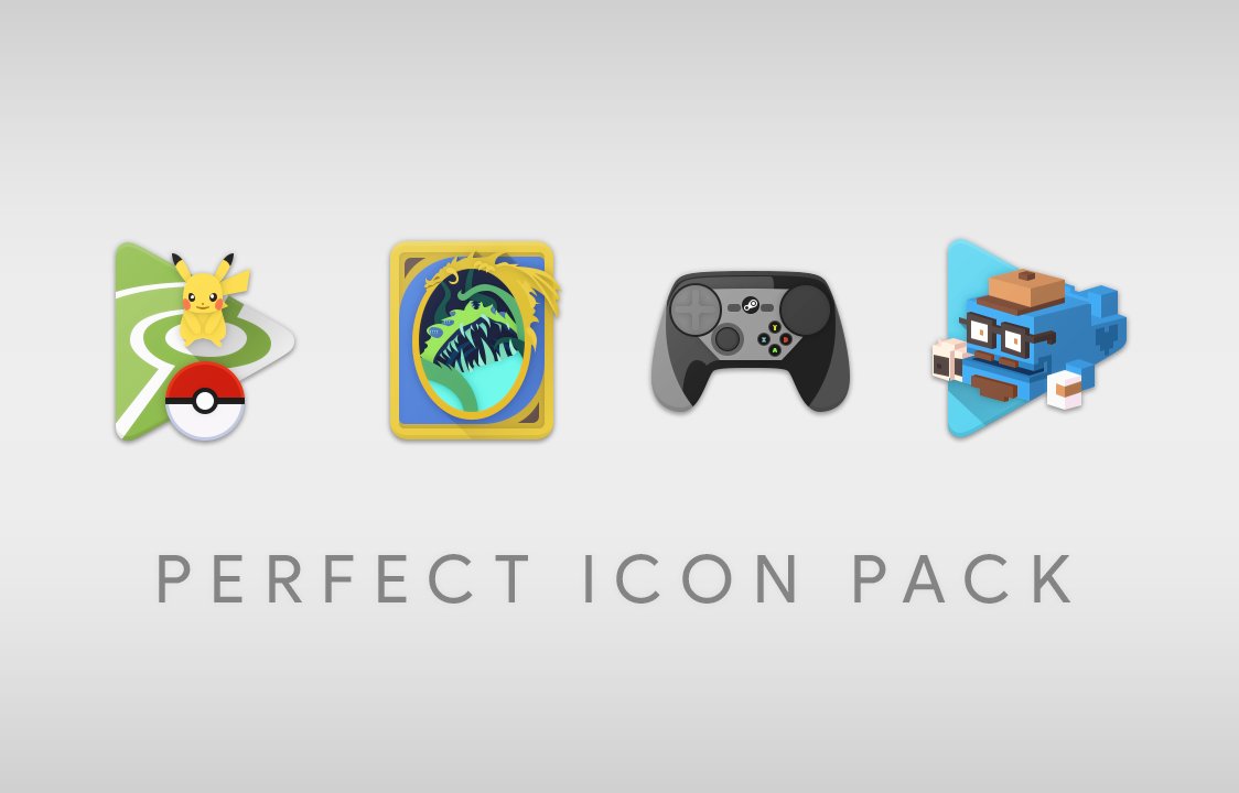 Perfect Icon Pack Screenshot 11
