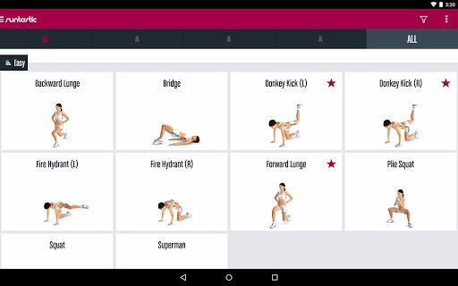 Runtastic Butt Trainer Workout screenshot 11