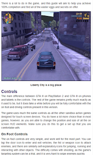 Guide for Grand Theft Auto 3 - screenshot