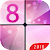 Pink Piano tiles 20  file APK for Gaming PC/PS3/PS4 Smart TV