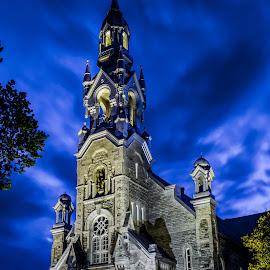 Church of beloeil by Caroline Gagnon - Buildings & Architecture Architectural Detail