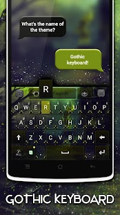 How to mod Gothic Keyboard 4.159.100.86 apk for pc