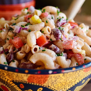 Mexican Macaroni Salad Recipes