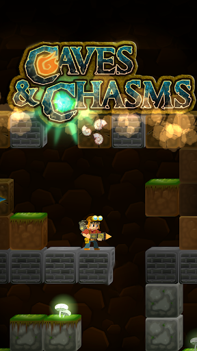 Caves n Chasms - screenshot