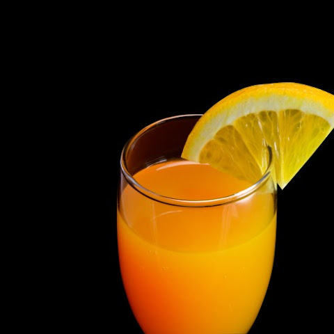 Sparkling Peach Mimosa Punch