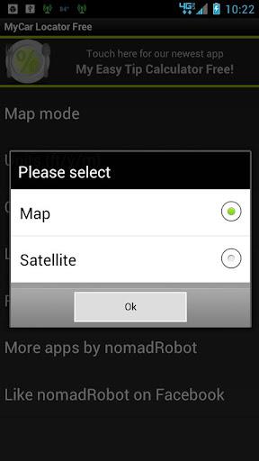 MyCar Locator Free screenshot 5