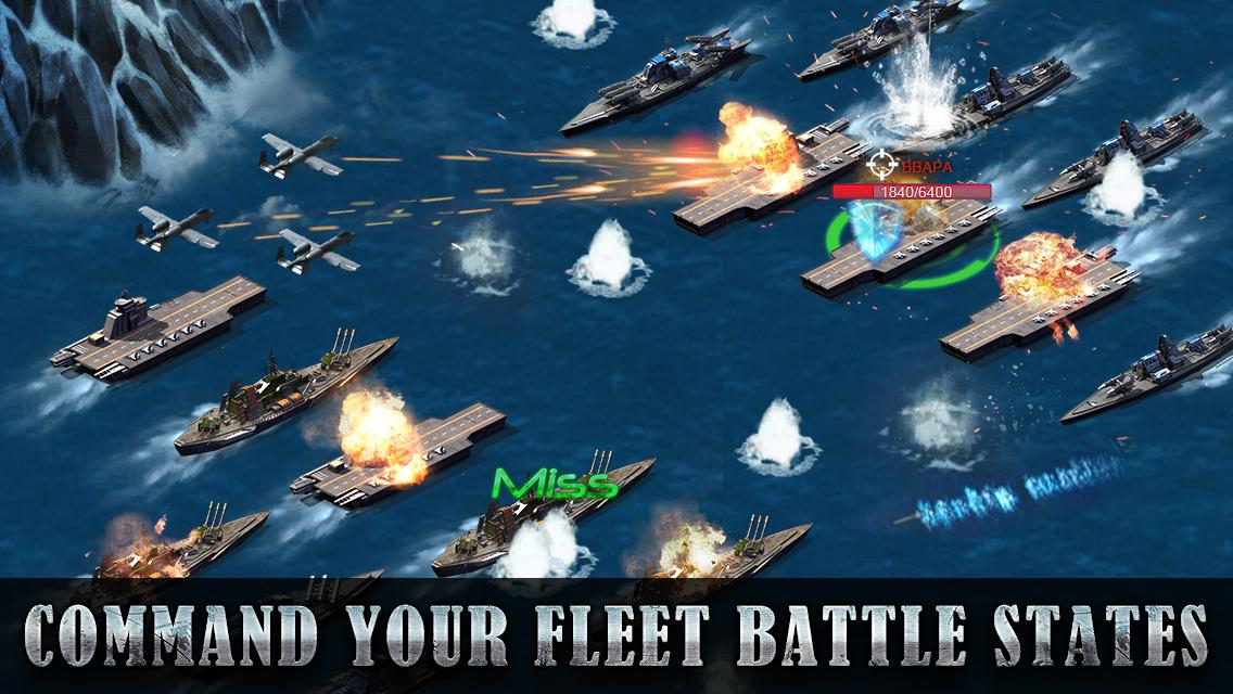 Decisive Battle Pacific Screenshot 3